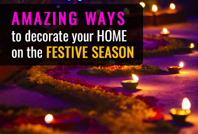 Give Your Home A Fresh Look At This Festive Season