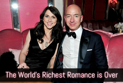 Jeff Bezos the founder of Amazon is set to divorce wife Mackenzie after 25 years