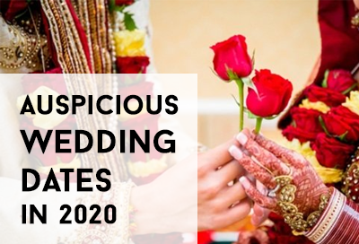 Popular Wedding Dates To Get Married For 2020