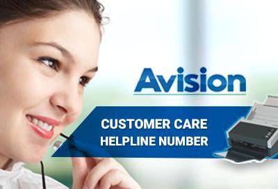 Avision Scanner Customer Care Number