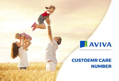 Aviva Customer Care Number