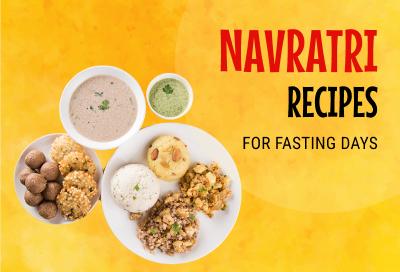 10 Best Navratri Recipes For Fasting Days
