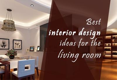 7 Attractive Interior Design Ideas For Living Room