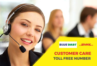Blue Dart Courier Customer Care Toll Free Number
