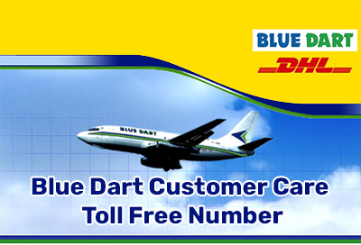 Blue Dart Customer Care Toll Free Number