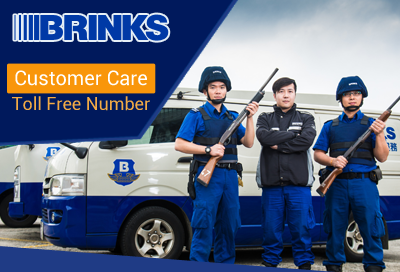 brinks customer care service toll free phone number