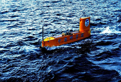 China is ready to set up the new rocket launching robotic ship