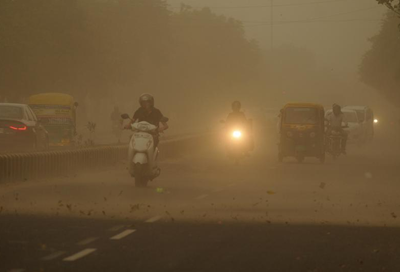 Dust storm originating in Afghanistan likely to hit North India within the next 48 hours