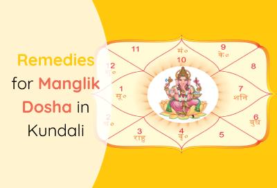5 Easy Remedies For Manglik Dosha In Kundali