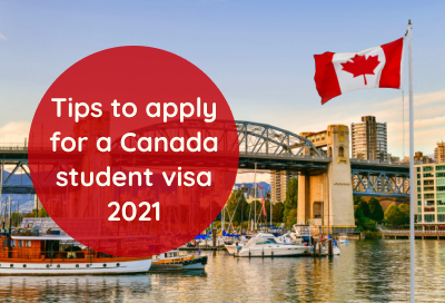 5 Step Guide To Apply For Canada Student Visa 2021