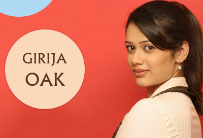 Girija Oak Whatsapp Number Email Id Address Phone Number with Complete Personal Detail