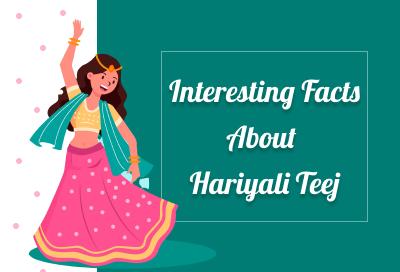 10 Interesting Beliefs About Hariyali Teej Customs