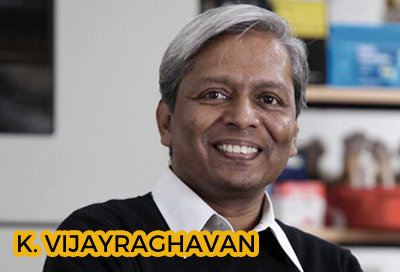 Biography of K VijayRaghavan Politician with Family Background and Personal Details