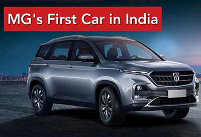 MG Hector What We Know So Far About This Upcoming SUV