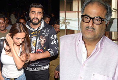 Boney Kapoor Insults Malaika Arora For Having an Affair With His Son