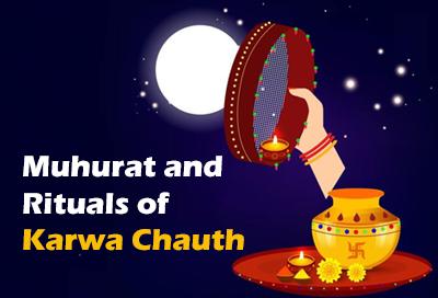 Know Muhurat And Rituals Of Karwa Chauth 2020