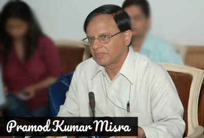 Biography of Pramod Kumar Misra Politician with Family Background and Personal Details