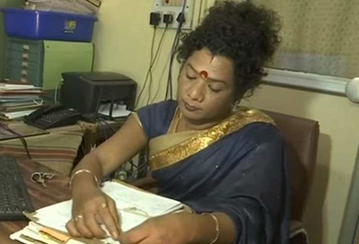 Sanjana Singh becomes the first transgender to get a government job in Madhya Pradesh