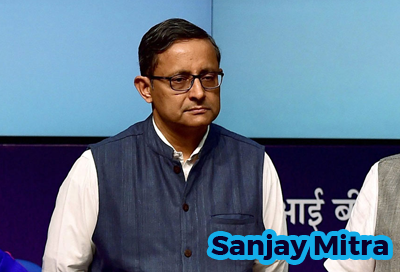 Biography of Sanjay Mitra Politician with Family Background and Personal Details