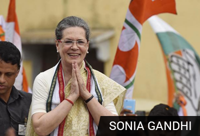 Biography of Sonia Gandhi Politician with Family Background and Personal Details