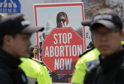 South Koreas top court orders easing of the abortion ban