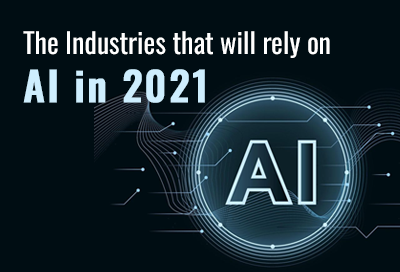 7 Industries That Will Rely On AI In 2021