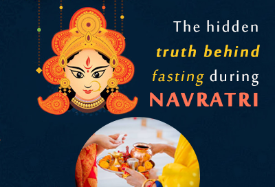 5 Hidden Truth Behind Fasting During Navratri