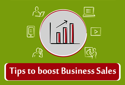Actionable Ways To Boost Business Sales