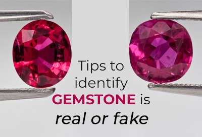 How To Identify Gemstone Is Real Or Fake