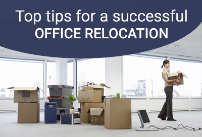 Best Effective Tips For Office Relocation