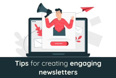 5 Useful Tips To Make Effective Email Newsletters