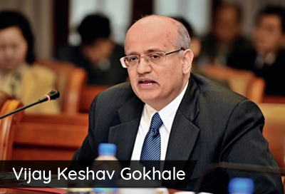 Biography of Vijay Keshav Gokhale Politician with Family Background and Personal Details