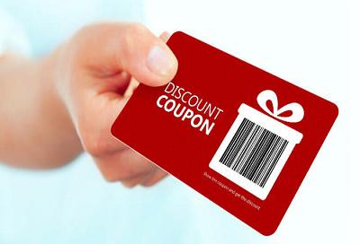 discount coupon mandate