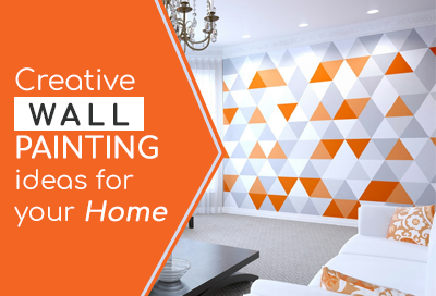 11 Unique Wall Painting Ideas To brighten Up Your Space