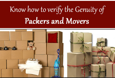 5 Best Tips To Identify The Genuity Of Packers And Movers